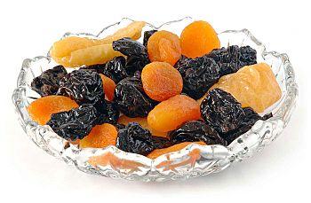 Сушените плодове са не по-малко полезни от пресните