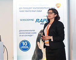 Новата Sensodyne Rapid Relief
